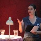 Borchert Lesung: Der Kaffee ist undefinierbar